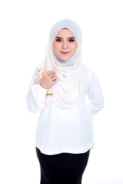 Warda Office Top White